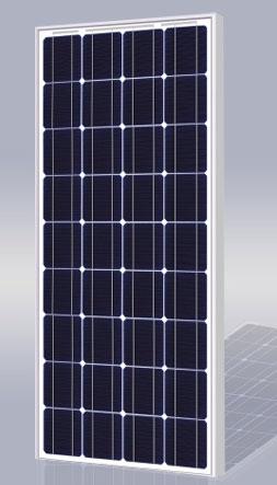 Panel słoneczny 100W
