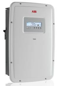 Inwerter ABB Trio 5.8 TL przeznaczony do mikroinstalacji fotowoltaicznych